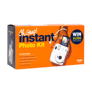 instax mini 11 Oh Snap! Instant Photo Kit - Ice White