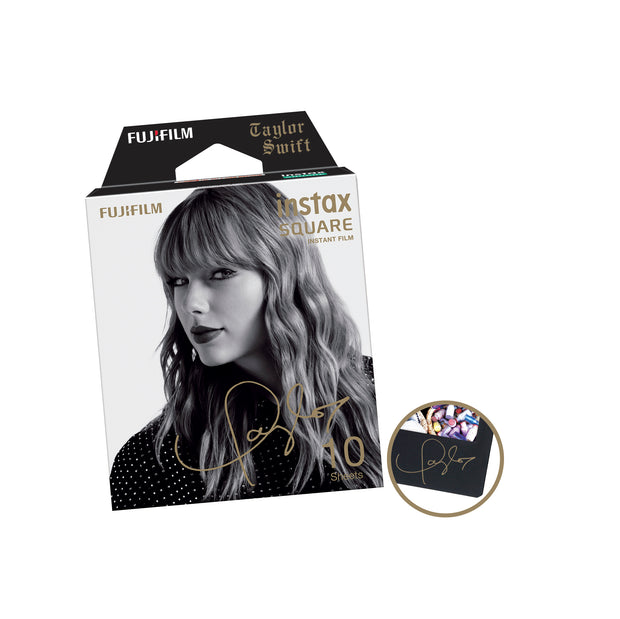 instax SQUARE Film - Taylor Swift (10 Pack)