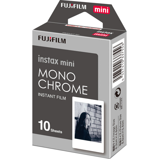 instax mini Film - Monochrome