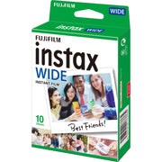 instax WIDE Film - White (10 Pack)