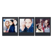 instax SQUARE Film - Black (10 Pack)