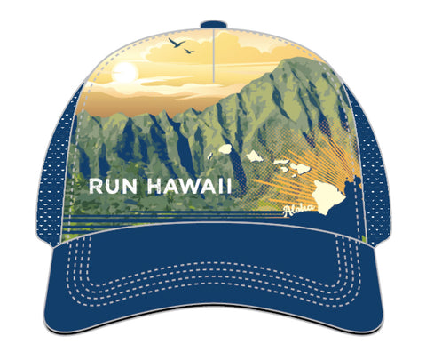 Koolau Sunset BOCO Hat