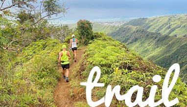 Run Mauka Trail Running Apparel