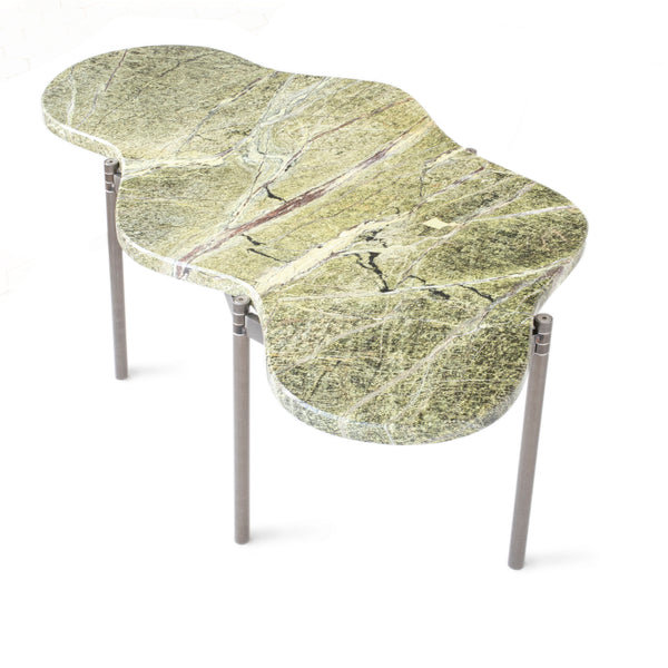 Segment Coffee Table – Green Rainforest