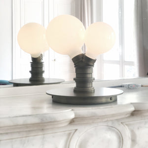 Clusters Table Lamp - Two Bulbs