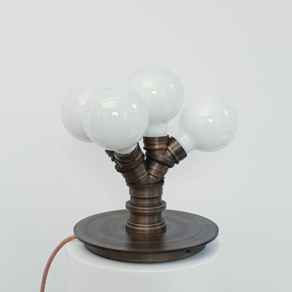 Clusters Table Lamp - Four Bulbs