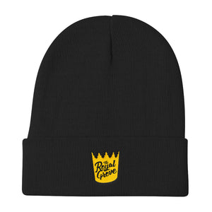 Royal Grove Knit Beanie