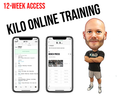 12-Week Access to KILO Online Training