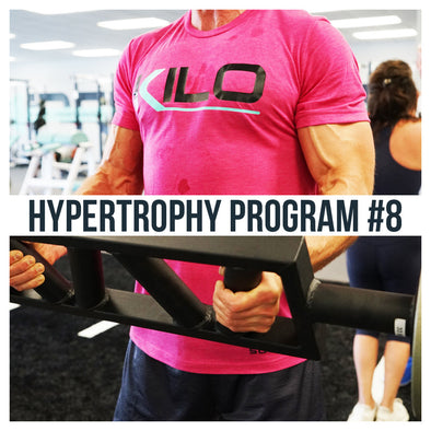 6,6,4,4,2,2 for Hypertrophy