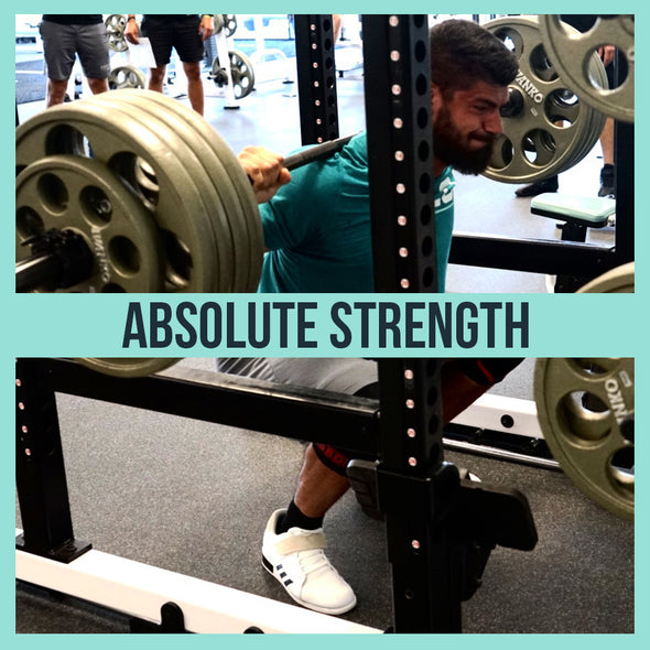 12-Week Absolute Strength Program