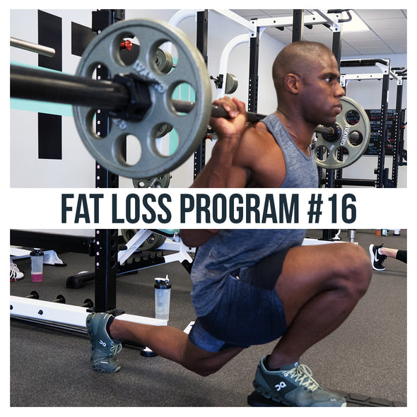 Drop Set for Fat Loss