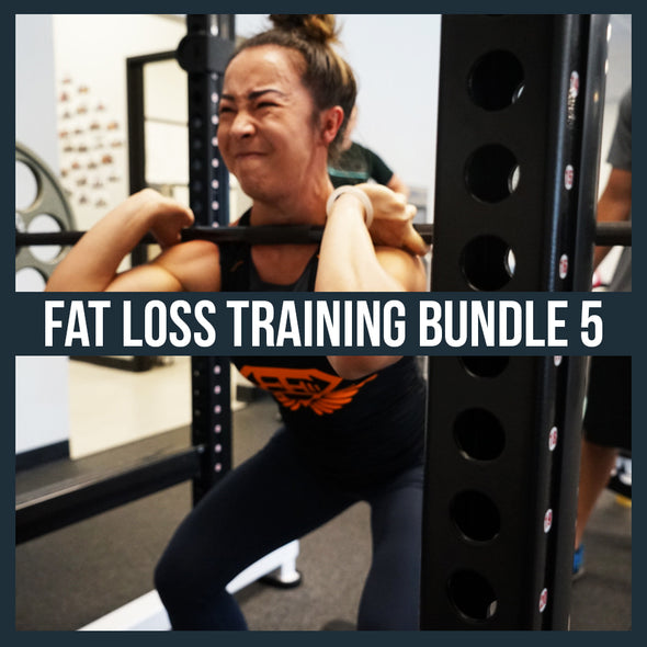 12-Week Fat Loss Bundle 5