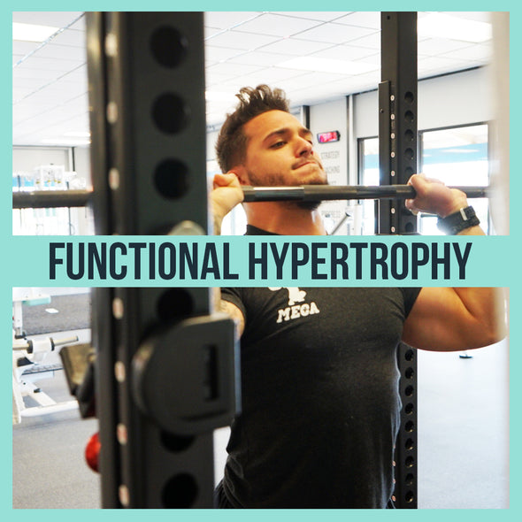 12-Week Functional Hypertrophy Program