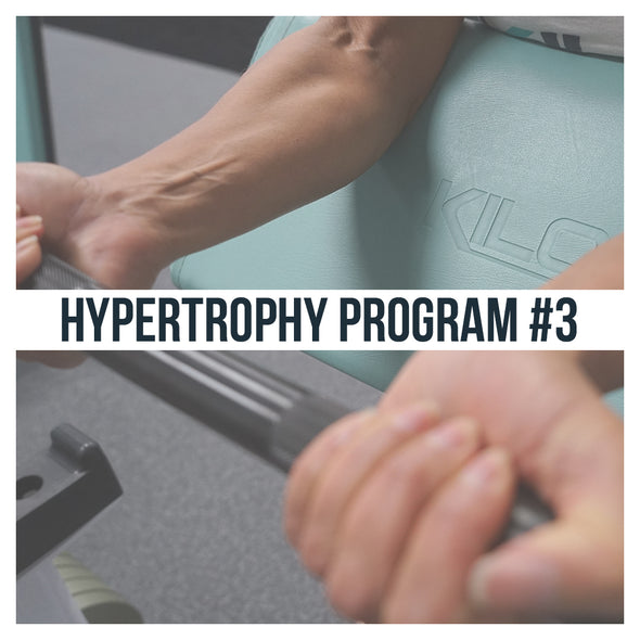 Triset for Hypertrophy