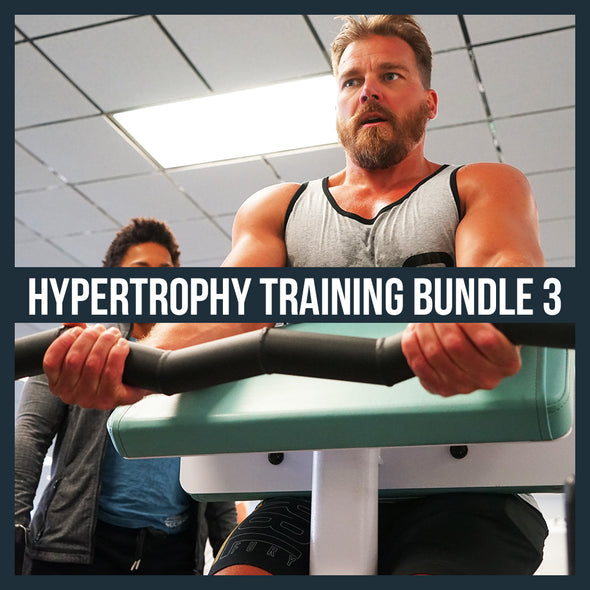 12-Week Hypertrophy Bundle 3