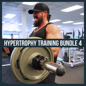 12-Week Hypertrophy Bundle 4