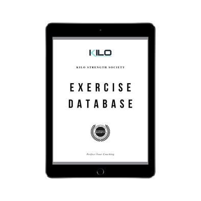 Exercise Database Download