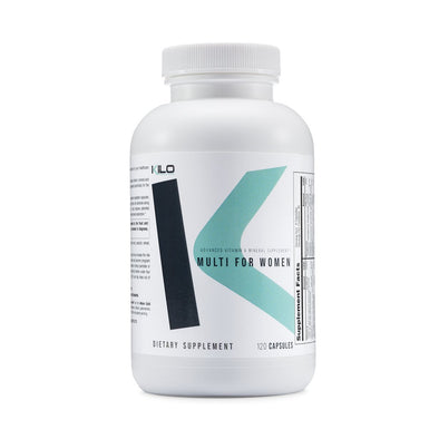 KILO Multi Vitamin for Women Supplement