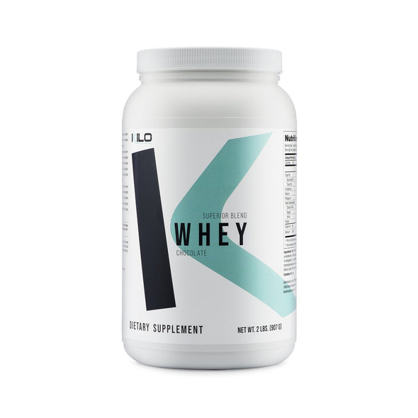 KILO Whey Chocolate Protein Powder Supplement