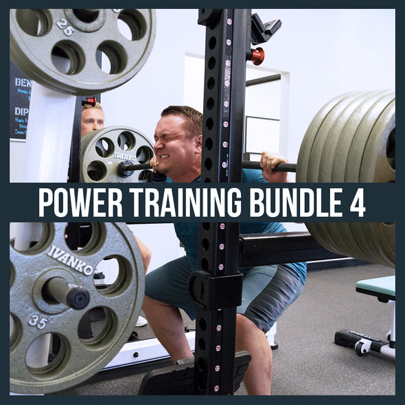 12-Week Power Bundle 4