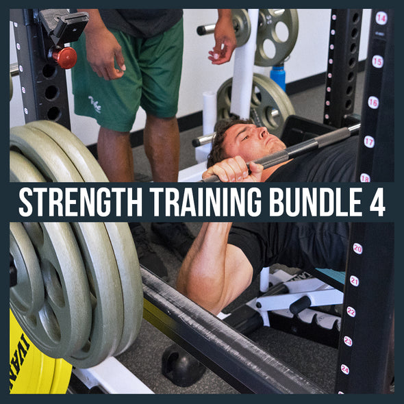 12-Week Strength Bundle 4