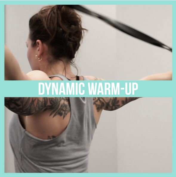 KILO Dynamic Warm-Up