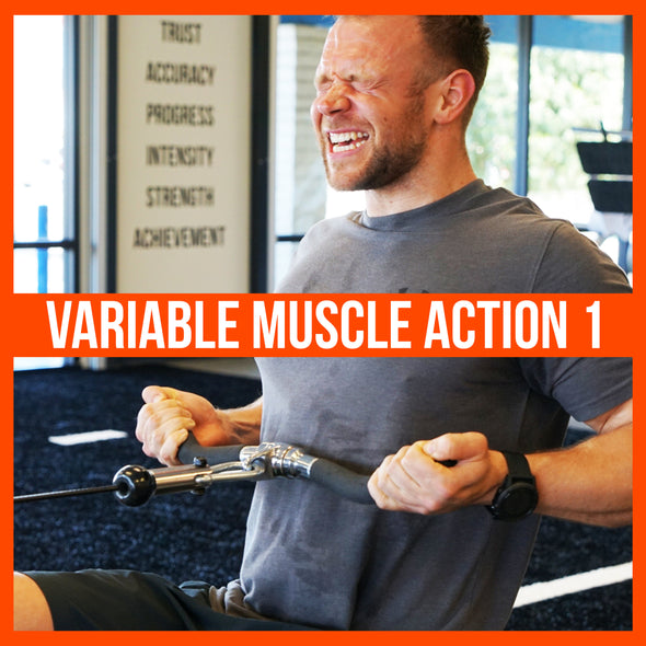 Variable Muscle Action 1
