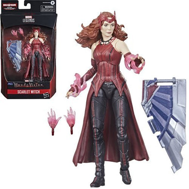 Avengers 2021 Marvel Legends 6-Inch Action Figures Scarlet Witch