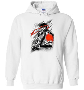 Unleash the Warrior Within Hoodie