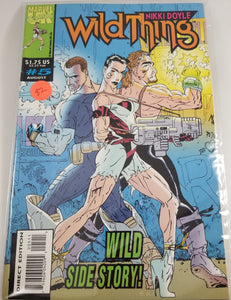 Wildthing (1993 Marvel UK) #5