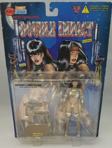 Vintage Double Impact DESERT CAMO CHINA Limited Edition 1998 Skybolt Toyz