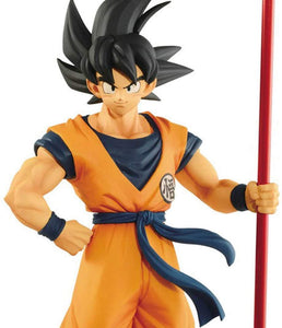 Goku 20th Film Limited Dragon Ball Super The Movie Prize Figure