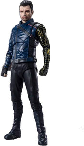 Tamashii Nations S.H.Figuarts - Bucky Barnes (The Falcon and The Winter Soldier) [The Falcon and The Winter Soldier], Bandai Spirits S.H.Figuarts Action Figure