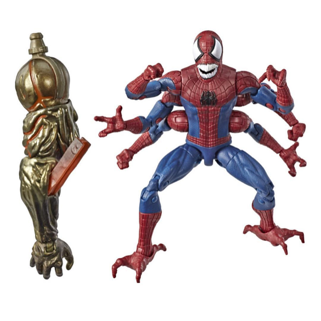 Marvel Spider-Man Legends Series Doppelganger Collectible Figure