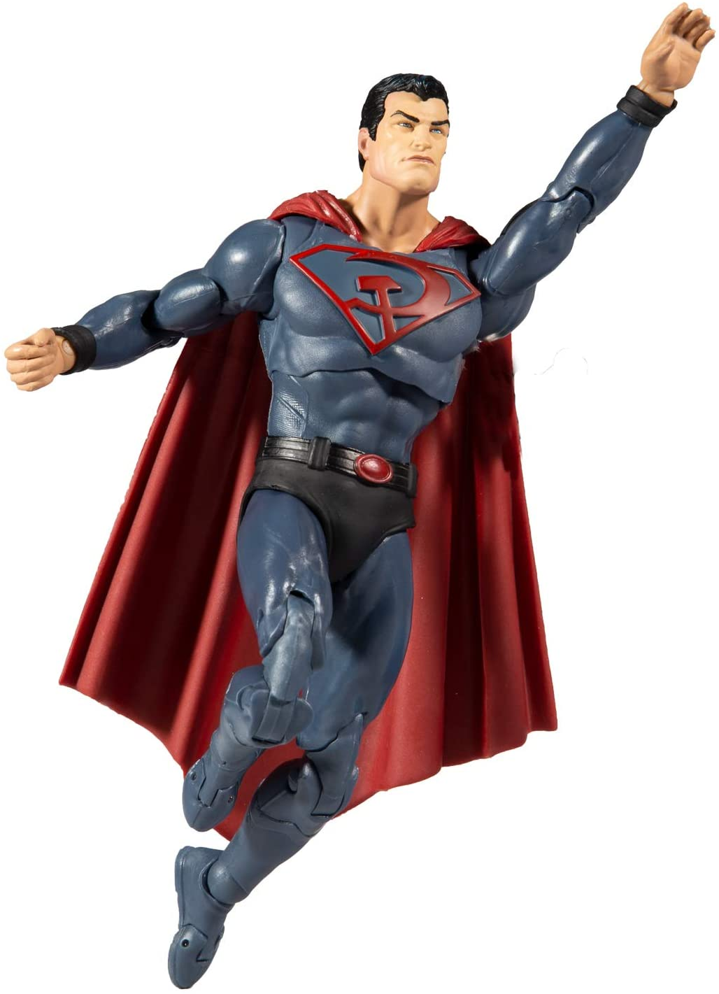 McFarlane Toys DC Multiverse Superman: Red Son 7