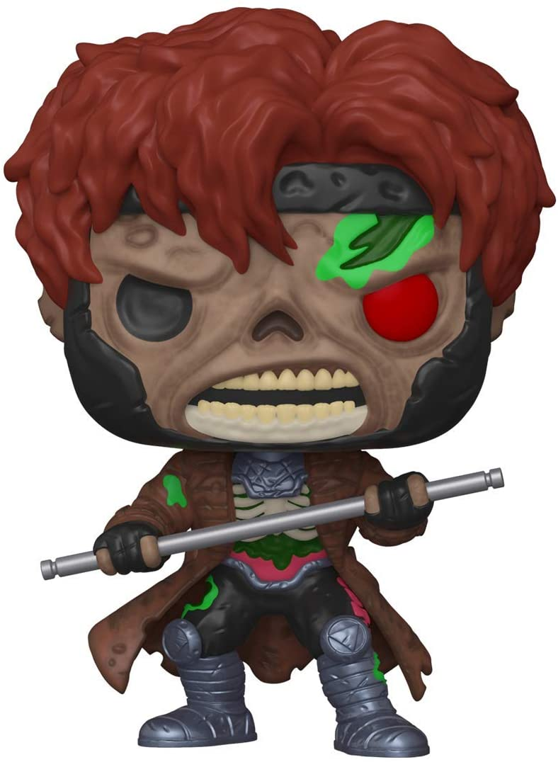 Funko Pop! Marvel: Marvel Zombies - Gambit