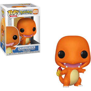 Funko Pokemon Charmander Pop Vinyl Figure (Bundled with Pop Box Protector Case)