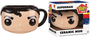 Funko POP Home DC Comics Superman Ceramic Mug