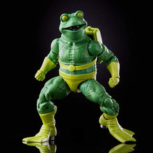 Spider-Man Hasbro Marvel Legends Series Marvel's Frog-Man 6-inch Collectible Action Figure Toy for Kids Age 4 and Up