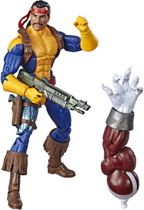 X-Men Marvel Legends Forge Wave 4 - Caliban BAF