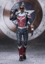 Tamashii Nations S.H.Figuarts - Falcon (The Falcon and The Winter Soldier) [The Falcon and The Winter Soldier], Bandai Spirits S.H.Figuarts Action Figure