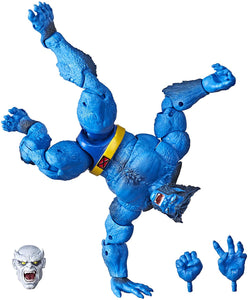 X-Men Marvel Legends Beast Wave 4 - Caliban BAF
