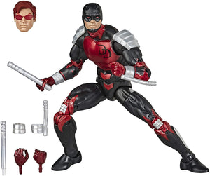 Spider-Man Hasbro Marvel Legends Series 6-inch Collectible Daredevil Action Figure Toy Retro Collection