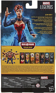 Hasbro Marvel Legends Series 6-inch Jean Grey Action Figure Toy X-Men: Age of Apocalypse Collection
