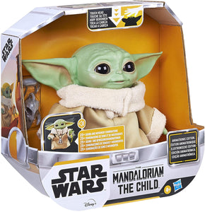 Star Wars The Child Animatronic Edition 7.2-Inch-Tall Toy by Hasbro Baby Yoda