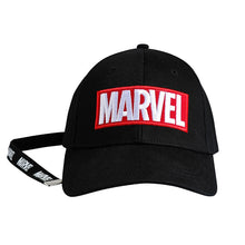 Marvel Hat Adjustable Snap-back Caps