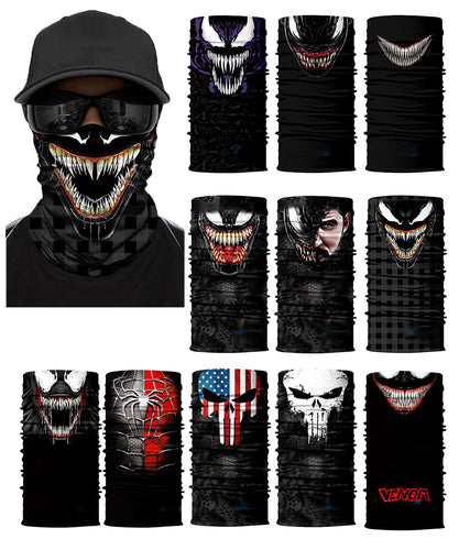 Bandana Headband Venom | Deadpool - Outdoors Running Head-wear