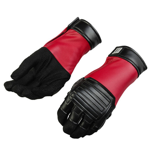 Deadpool 2 Cosplay Leather Gloves Accessory Wade Winston Wilson