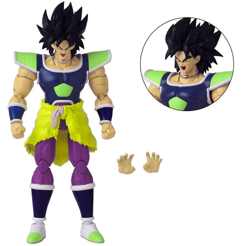 Dragon Ball Stars Broly Action Figure