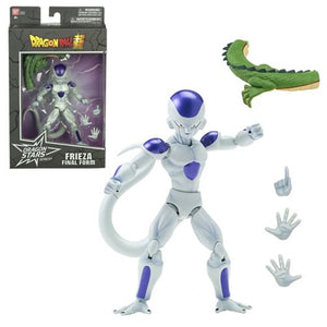 Dragon Ball Stars Frieza Final Form Action Figure Series 2